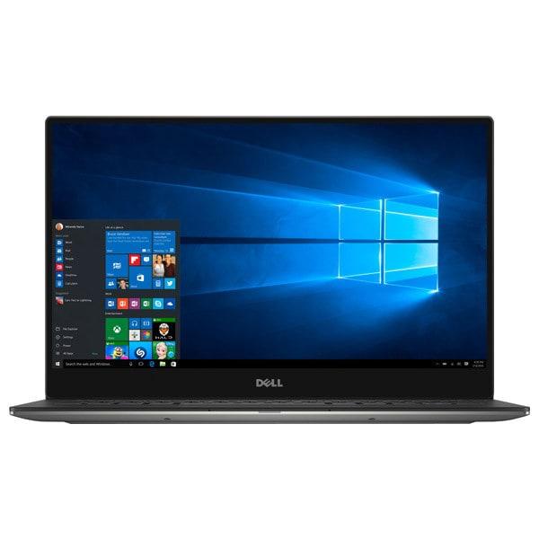 "Laptop DELL XPS 13 9360, Intel® Core i7-8550U pana la 4.0GHz, 13.3"" Touch QHD+, 16GB, SSD 512GB, Intel® UHD Graphics 620, Windows 10 Home"