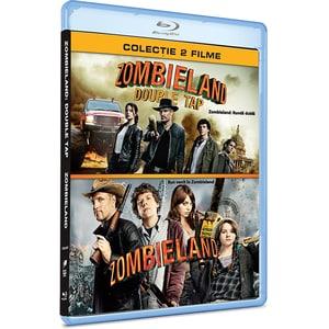 Pachet Zombieland + Zombieland: Double Tap Blu-ray