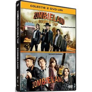 Pachet Zombieland + Zombieland: Double Tap DVD