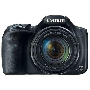 Aparat foto digital CANON PowerShot SX540 HS, 20.3 MP, Full HD, Wi-Fi, negru